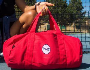 RMT Duffel Bag- Red, White, Blue