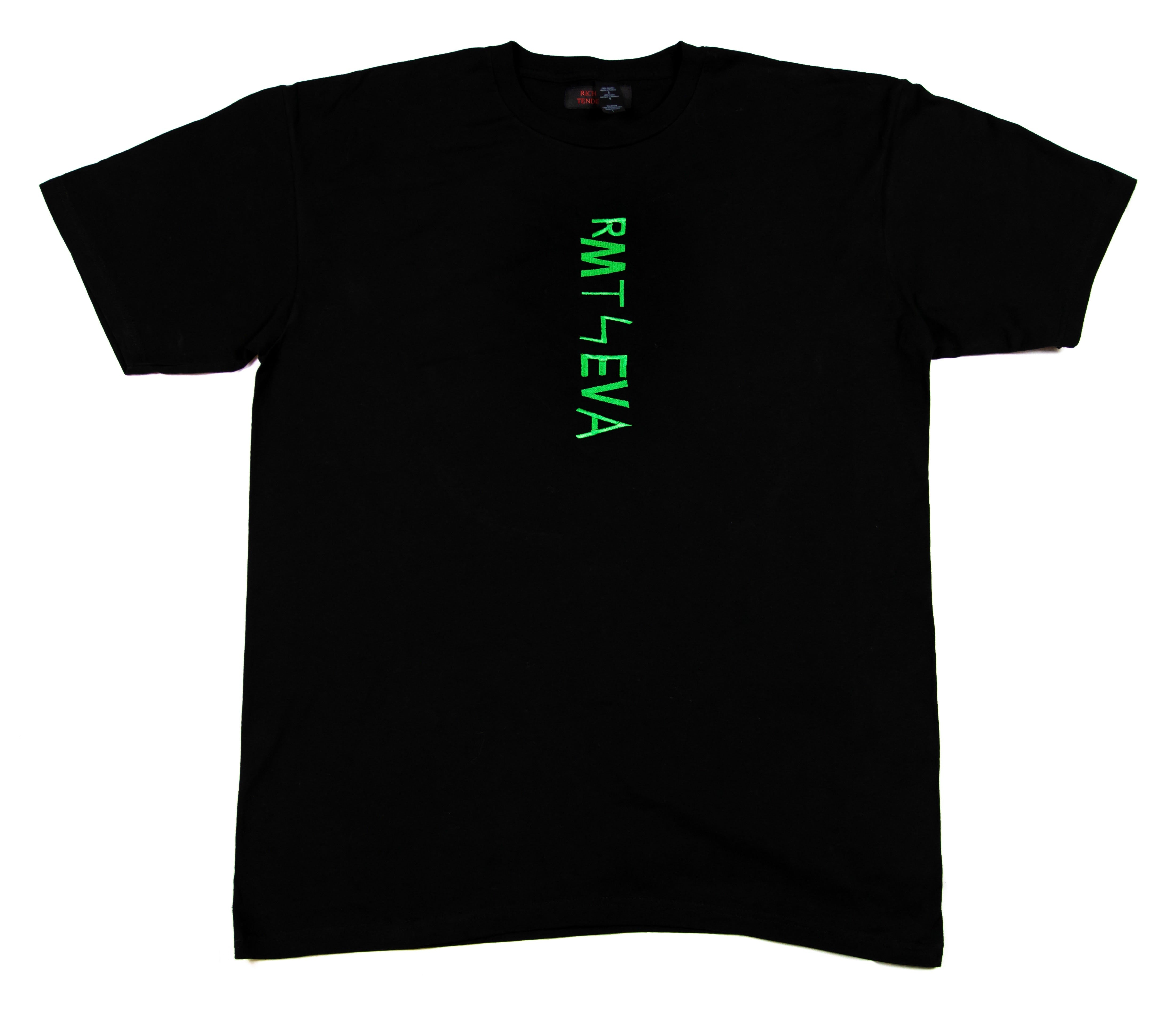 RMT4EVA design T-Shirt - Black/Green