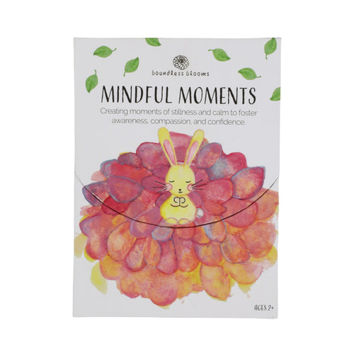 Mindful Moments: Guided Exercises and Mantras for Kids