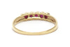 Ruby Ring in 14k Yellow Gold