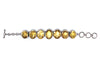 Citrine Bracelet in Sterling Silver