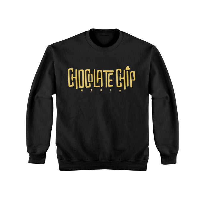 Chocolate Chip Media Sweatshirt