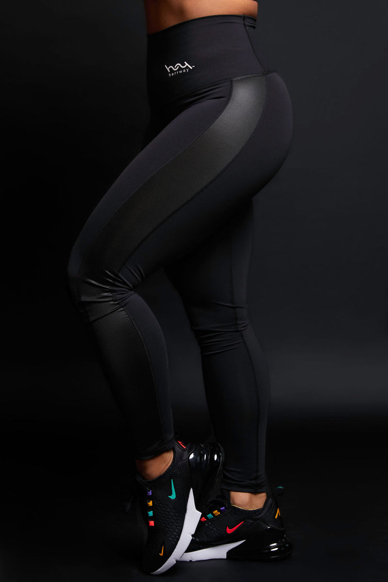 Side View of Luxe Shine Tight