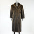Opossum Fur Coat - Size S/M - Pre-Owned