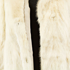 Azurine Section Mink Fur Jacket - Size S