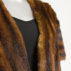 Chinese Mink Stole - Size M