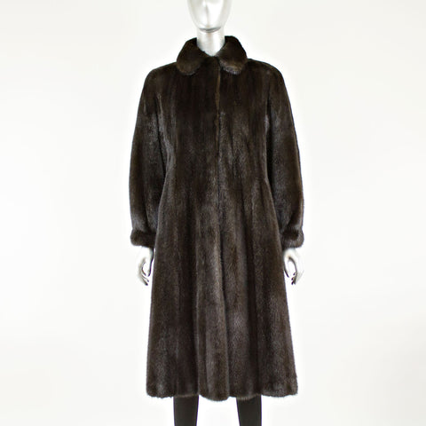 Ranch Mink Coat Size XS-S