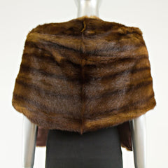 Chinese Mink Stole - Size Free (Small)
