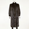 Ranch Mink Coat - Size S