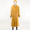 Golden Dawn Mink Coat with Adjustable Headband- Size M (Vintage Furs)