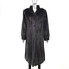 Male Ranch Mink Coat- Size L (Vintage Furs)