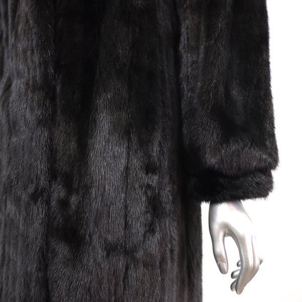 Ranch Mink Coat- Size S