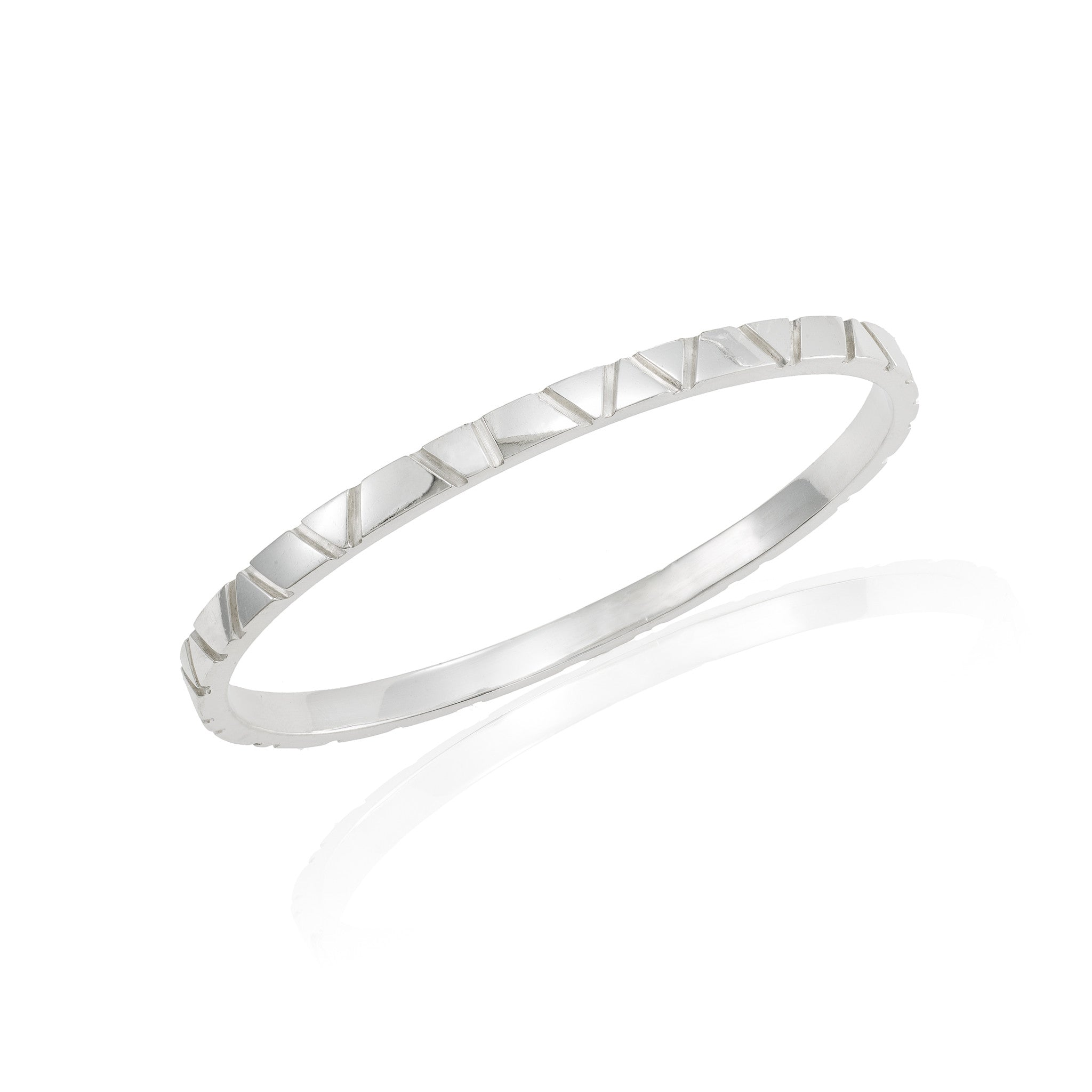 Skinny Bangle: Shiny