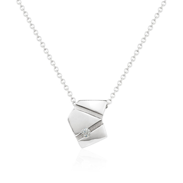 Asymmetrical Necklace