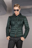 CHAQUETA BROOKLYN VERDE BOSQUE OUTLET - Andre Badi - Venta por catalogo - 3