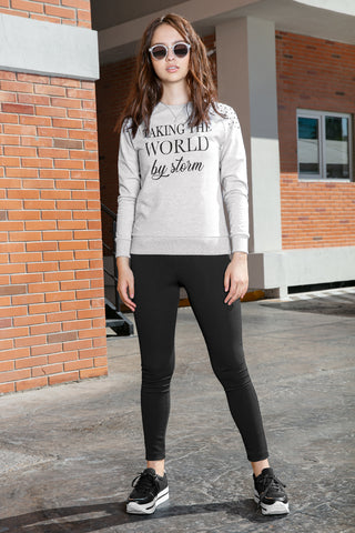 LEGGINGS BRORA Negro