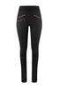 LEGGINGS CATHIE NEGRO OUTLET - Andre Badi - Venta por catalogo - 1