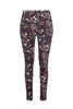 Leggings con estampado floral.