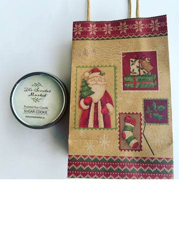 4 oz Candle Gift Bag