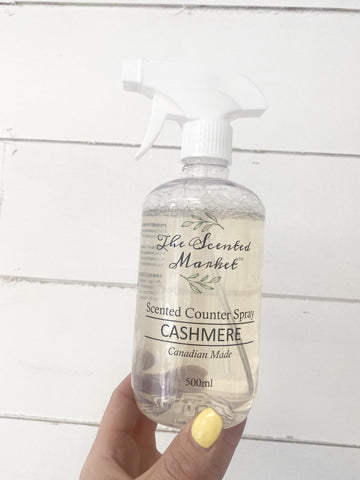 The Scented Markets Counter Cleaner