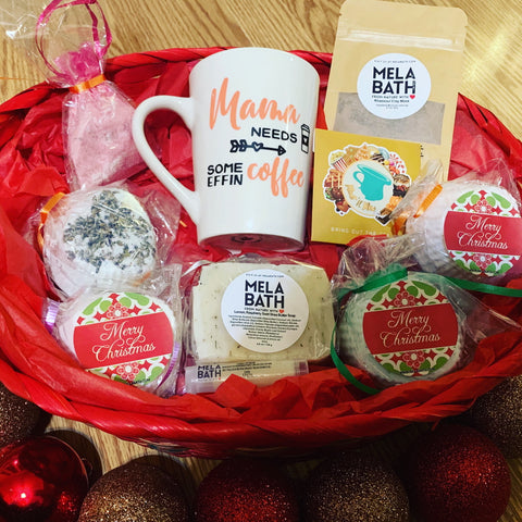 Tea & Spa Gift Basket