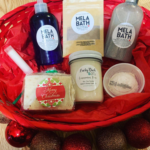 All Things Shower Gift Basket