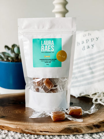 Laura Raes Caramel Candies