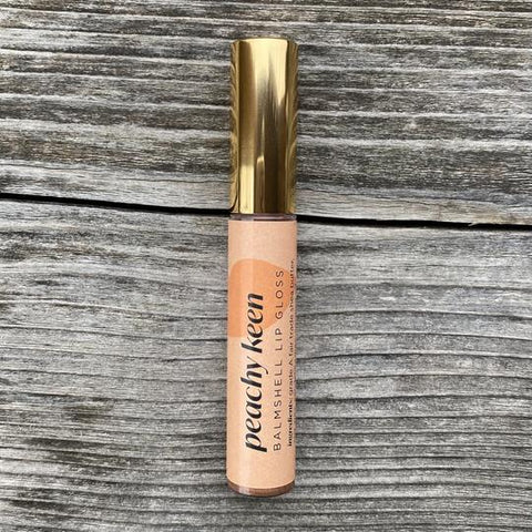 Lip Service Beauty's Balmshell Lip Gloss