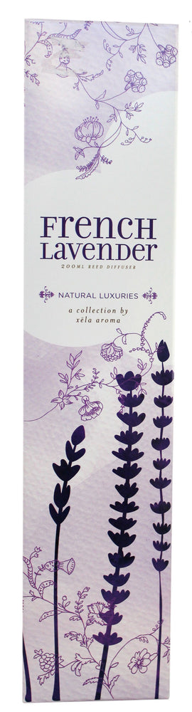 French Lavender 200ml Diffuser Box
