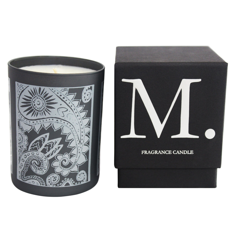 Paisley 14oz. Mandarin Oak Candle Box
