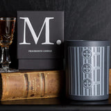Pinstripe - Amber Leather</br> 14oz. Candle