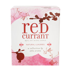 Red Currant 14oz. Candle Box