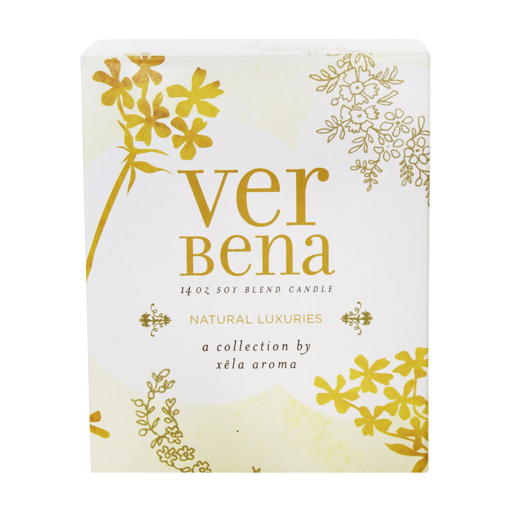 Verbena 14oz. Candle Box