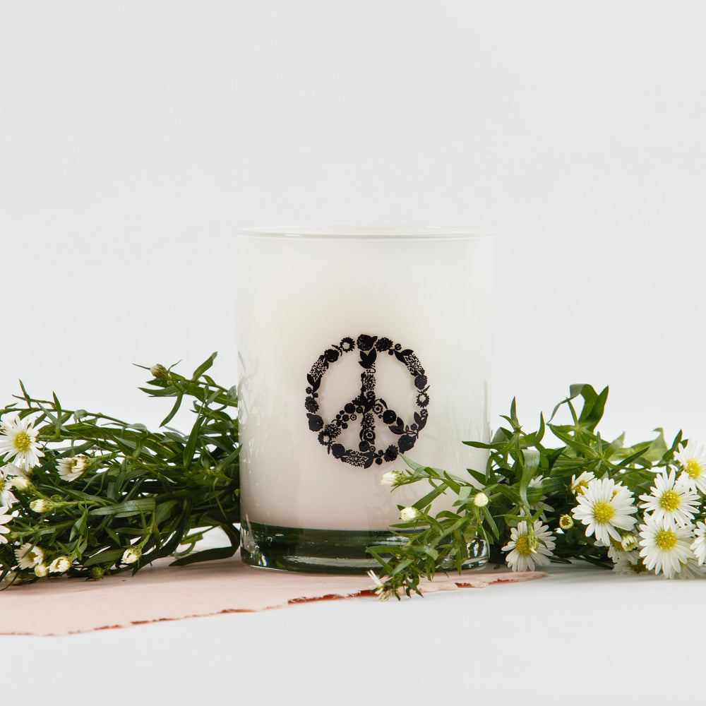Iconic Peace 14oz. Candle