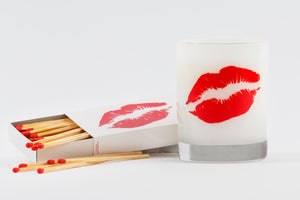 "Lips Matches- 4.5"" Match Box"
