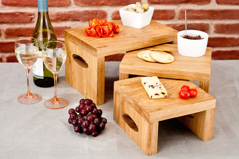 Harch 3 Set Contemporary Risers