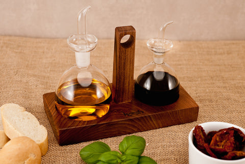 Harch Oil and Vinegar Set