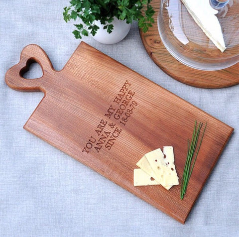 Personalised Harch Handle Board