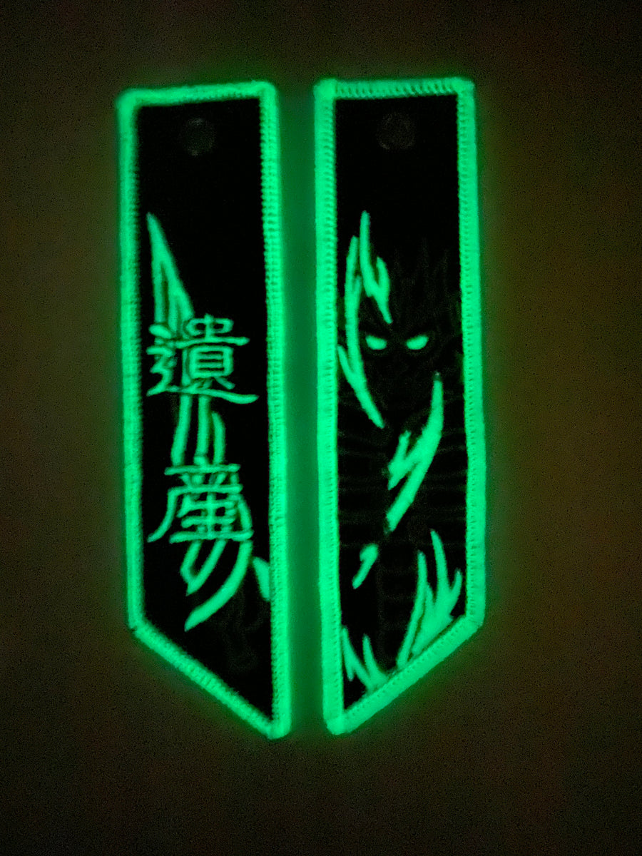 「 Legacy 」// Glow In Dark + Fluorescent