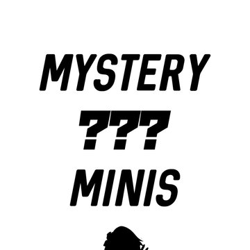 MYSTERY MINIS PACK!