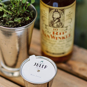Mint Julep Derby Candle