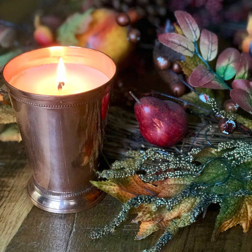 Hot Toddy Julep Candle