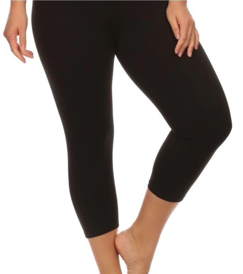 Crop Length Leggings