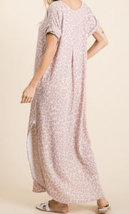 Sloan Leopard Maxi Dress