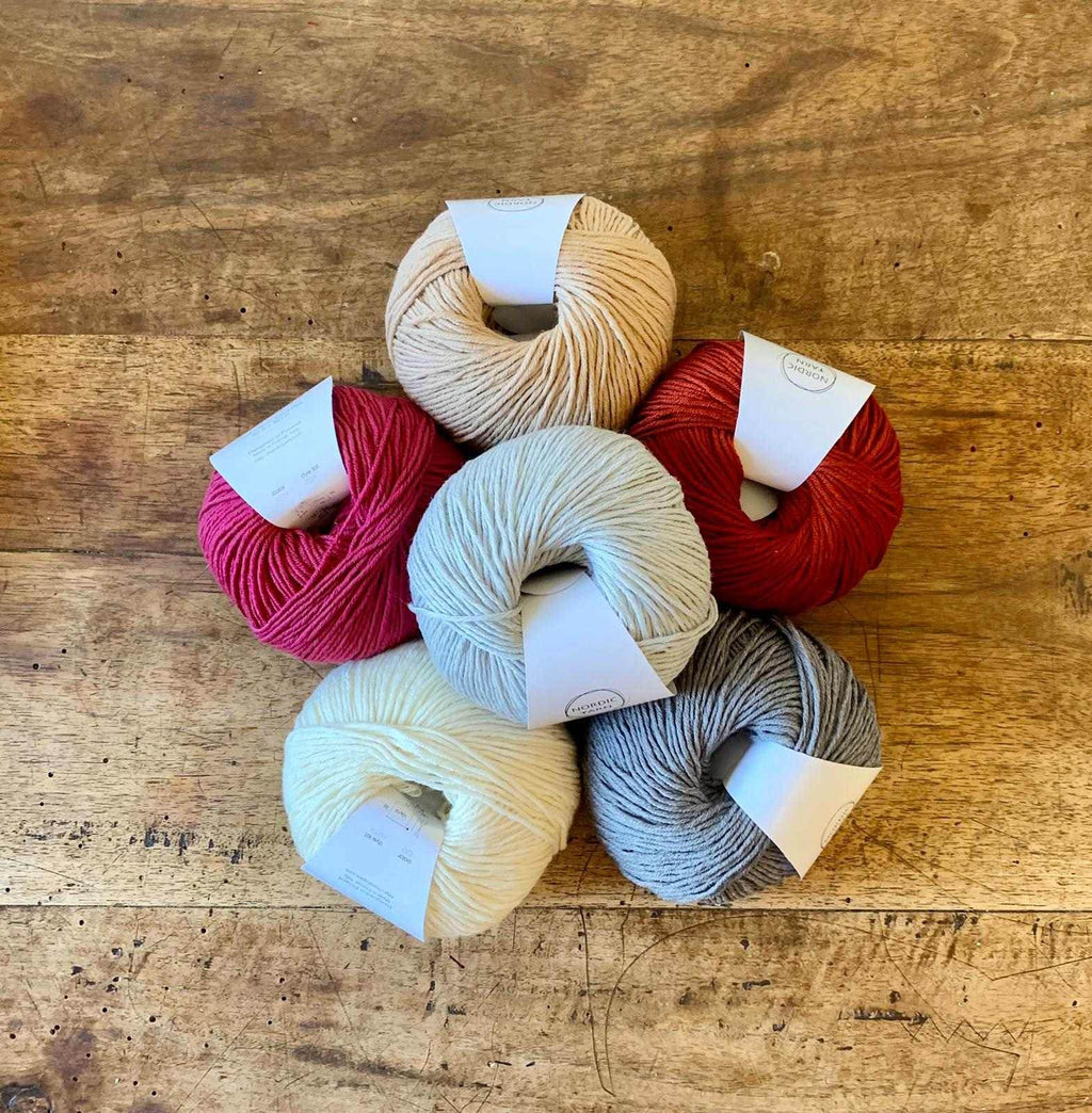 6 Pack of Fine Merino