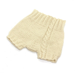 Neve Baby Shorts Kit - Nordic Yarn
