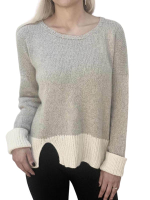 Kelo Jumper Pattern - Nordic Yarn