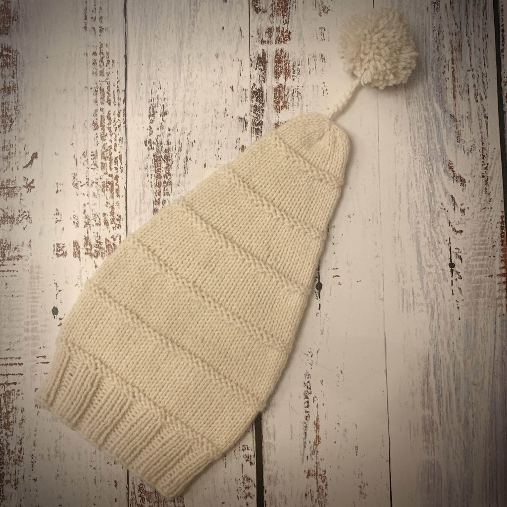 Tomten Baby Hat Kit - Nordic Yarn