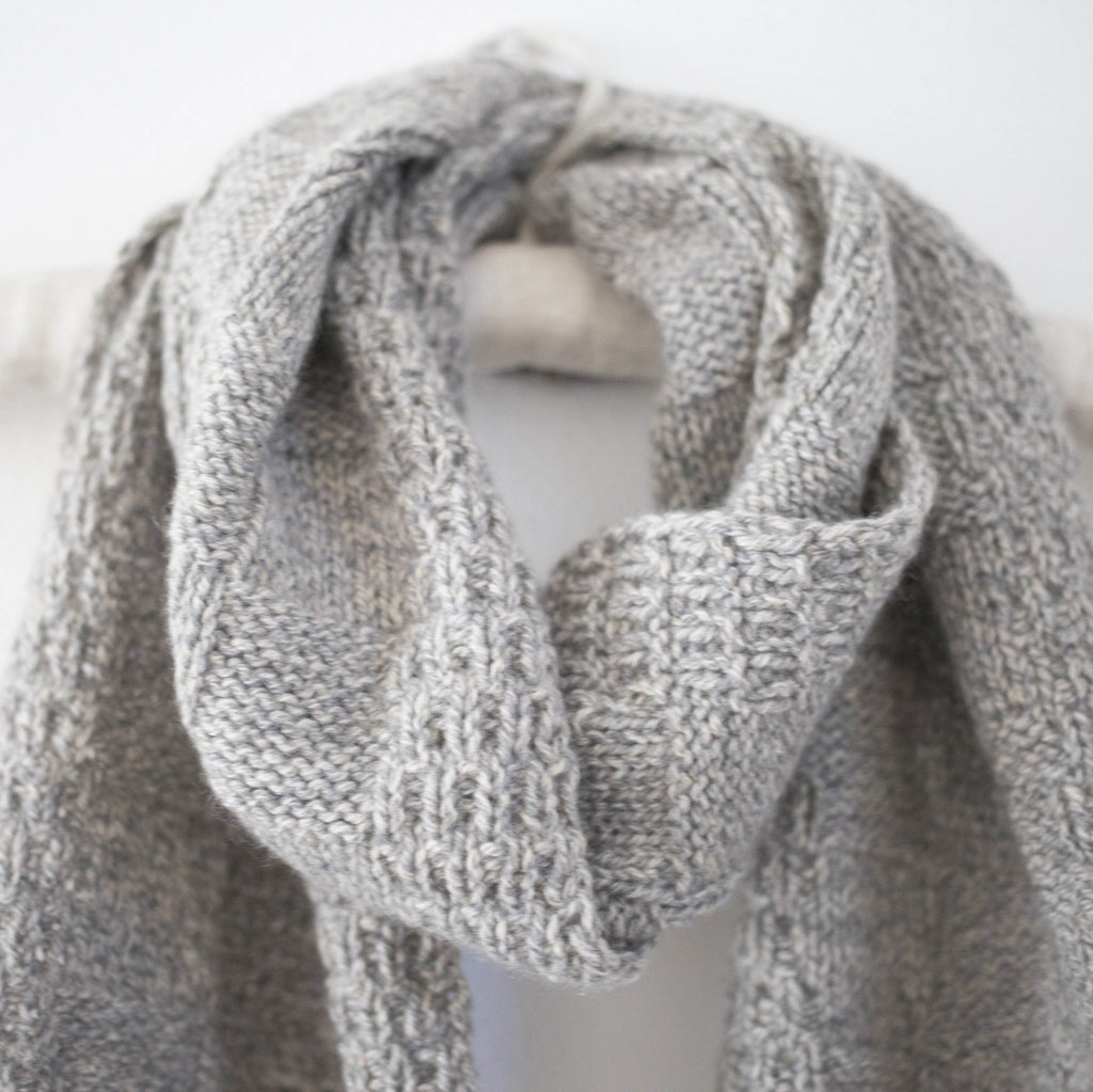For Him Scarf Kit - Nordic Yarn