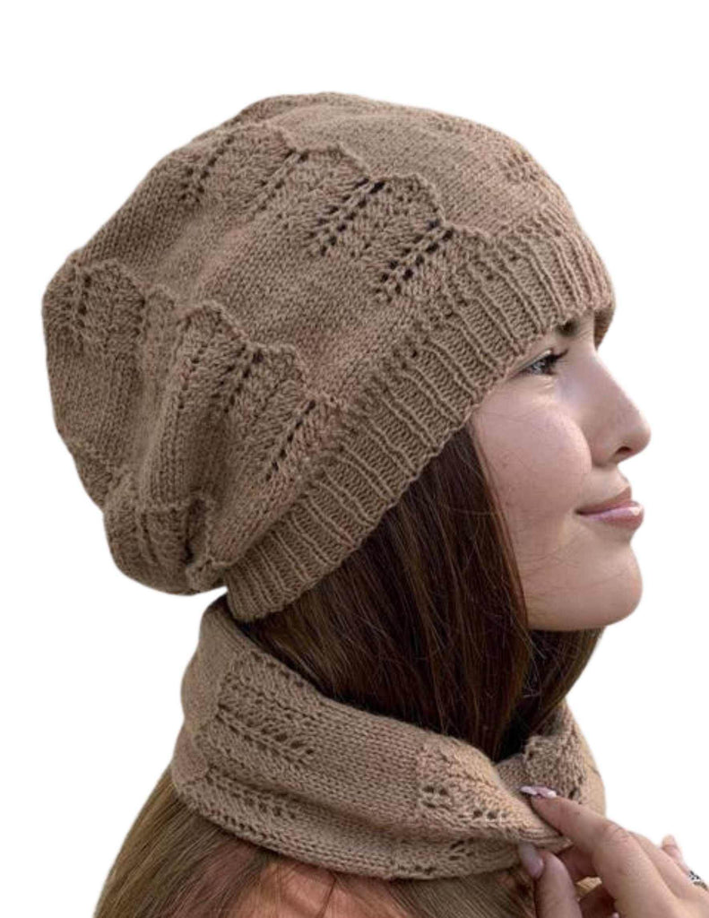 Ranta Hat Pattern - Nordic Yarn